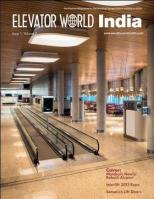 elevator escalator magazine for india